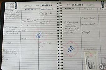 Ежедневники основателя DeLorean Motor Company продают на интернет-аукционе
