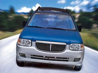 В США начались продажи медленных китайских машин