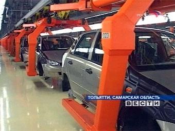 """Остановка конвейера на """"АвтоВАЗе"""" приведет к банкротству его поставщиков"""