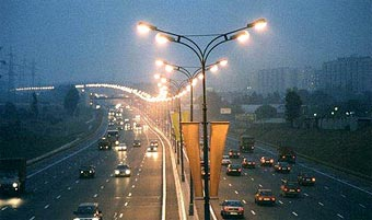 Москва устранит колейность дорог и отремонтирует МКАД