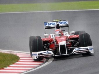 Травмированного Тимо Глока в команде Toyota заменит японский пилот