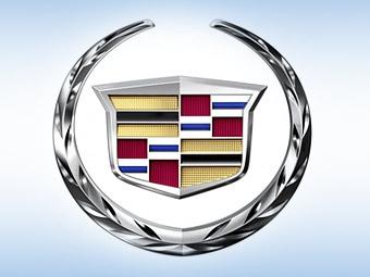 Компания Cadillac поменяла логотип