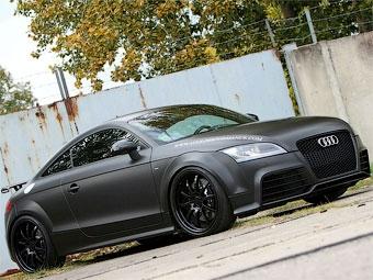 Немцы сделали купе Audi TT RS быстрее суперкаров Ferrari