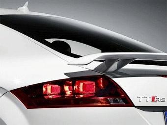 В интернете частично рассекретили 340-сильное купе Audi TT RS