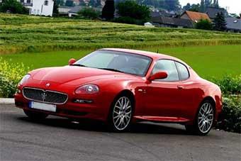Слепой водитель установил рекорд скорости на Maserati