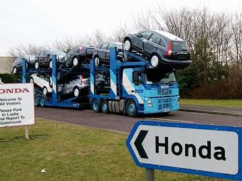 В Великобритании возобновился выпуск автомобилей Honda