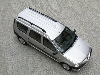 Первым автомобилем Lada на платформе Renault станет минивэн