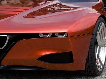 "BMW привезет во Франкфурт ""зеленый"" спорткар"