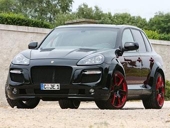 Немецкое ателье разработало 700-сильный Porsche Cayenne Turbo
