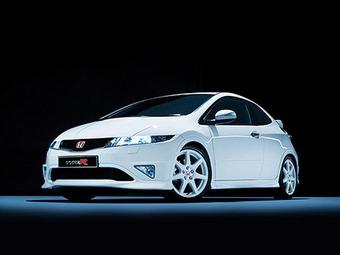 Honda Civic Type-R сделают пятидверной и оснастят самоблокирующимся дифференциалом