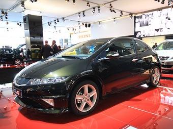 В 2009 году Honda Civic получит версию Type-S, новый мотор и переживет рестайлинг