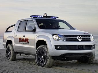 На выставке в Ганновере VW представит концептуальный пикап