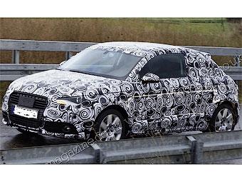 В Германии начались испытания хэтчбека Audi A1