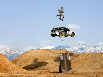 Кен Блок создаст новую команду для выступления в WRC