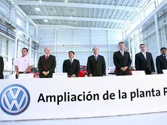 Производство автомобилей в Мексике сократилось на  40 процентов