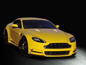 Mansory разработала для Aston Martin Vantage V8 новый тюнинг-пакет