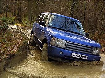 На российских Range Rover бесплатно заменят передний дифференциал