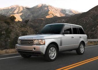 У Range Rover обнаружены дефекты трансмиссии