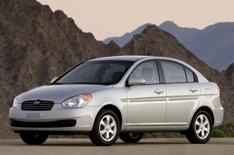Продажи Hyundai Verna в России начнутся в конце сентября