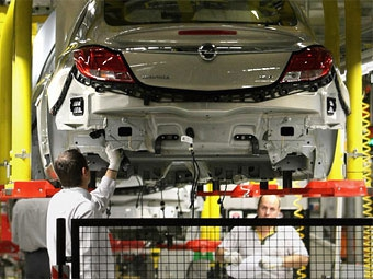 """Выпуск автомобилей Opel на """"ГАЗе"""" запустят за девять месяцев"""