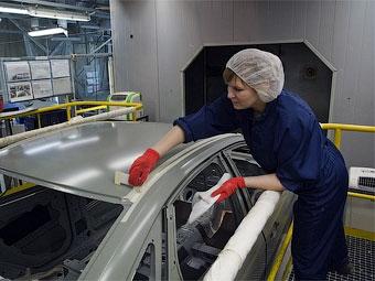 Профсоюз российского завода Ford предложил уволить 400 человек
