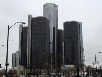 Американские дилеры GM подали в суд иски о банкротстве
