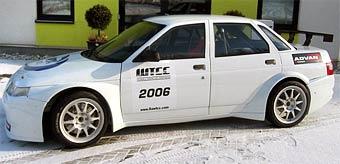 Первая Lada WTCC отправилась в Германию