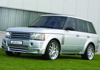 Arden разработал для Range Rover новый тюнинг-пакет
