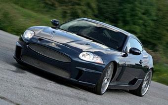 Ателье Arden подготовило новый спорт-пакет для Jaguar XKR