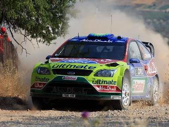 Два гонщика Ford захватили лидерство на Ралли Польши