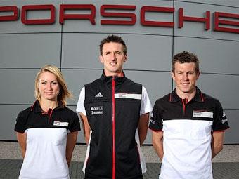 Компания Porsche намерена побить мировой рекорд по бегу