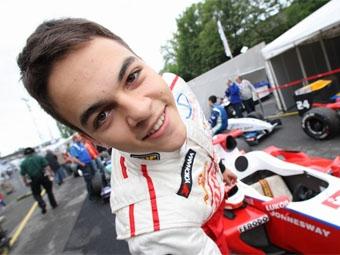 Российский гонщик показал четвертое время на тестах IFM