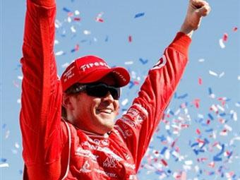 Скотт Диксон выиграл вторую гонку IndyCar Series в текущем сезоне