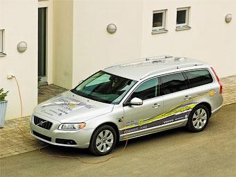 Серийный гибрид Volvo появится через три года