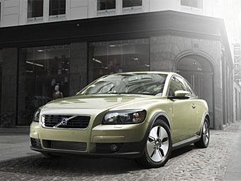 Volvo привезет в Париж сверхэкономичные версии C30, S40 и V50