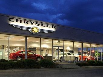 Chrysler закроет четверть своих дилеров