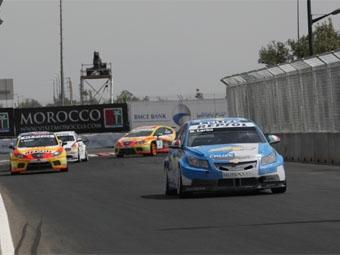 Автомобиль Chevrolet Cruze прервал гегемонию SEAT в WTCC