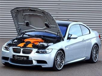 Немецкие тюнеры сделали 420-сильное купе BMW M3 еще мощнее