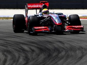 Команда McLaren начала работу над новым болидом