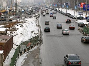 Ленинградское шоссе разгрузят к 2011 году
