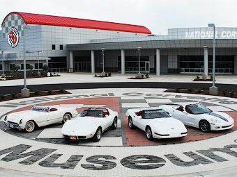 Компания Chevrolet выпустила 1,5-миллионный Corvette