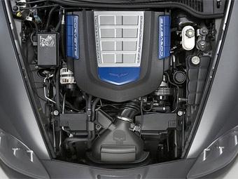 Серийный Chevrolet Corvette ZR1 будет 638-сильным