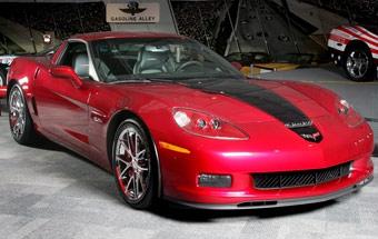 Chevrolet подготовил особую версию Corvette Z06