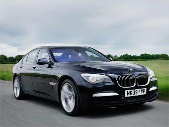Седан BMW 7-Series получил версию M Sport