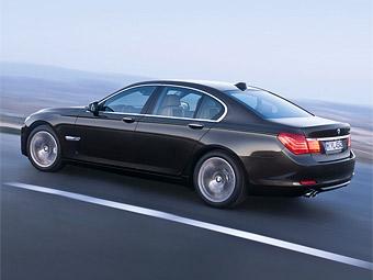 Новый дизель BMW появится на седане 7-Series