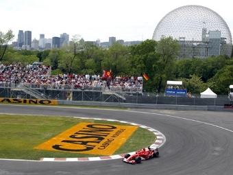 """Монреаль не вернется в """"Формулу-1"""" до окончания конфликта"""