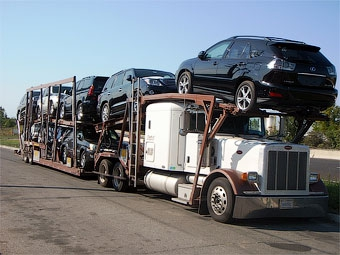 Импорт подержанных автомобилей в Россию сократился в 24 раза