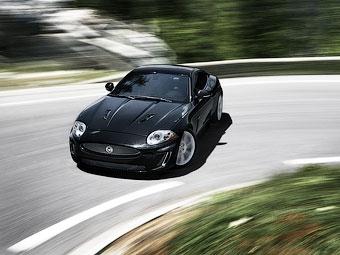 Jaguar сделает купе XKR мощнее