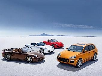 Porsche расплатится с долгами деньгами арабов
