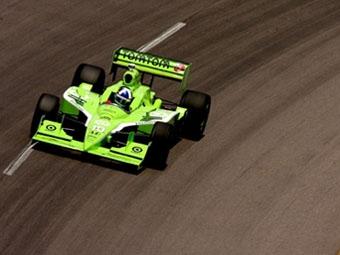Дарио Франкитти одержал десятую победу IndyCar Series в своей карьере